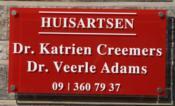 Huisartsenpraktijk Dr. Adams en Dr. Creemers
